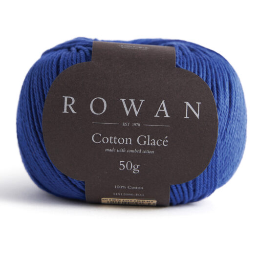 Rowan cotton glace de afstap Amsterdam
