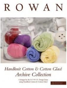 handknit Cotton & Cotton glace Archive collection