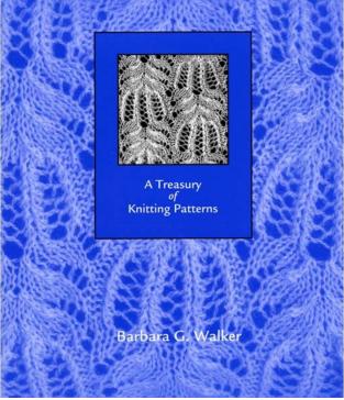 First Treasury of Knitting Patterns