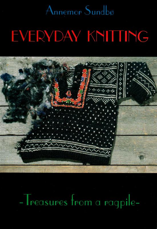 everyday knitting Annemor Sundbo