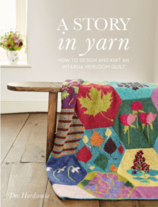 A Story in Yarn, How to Design and Knit an Intarsia Heirloom Quilt