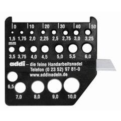 Addi naaldenmeter 404 afstap amsterdam
