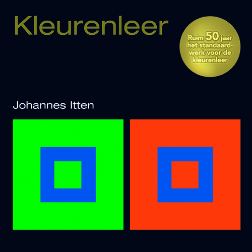 Kleurenleer van Johannes Itten bij de Afstap amsterdam