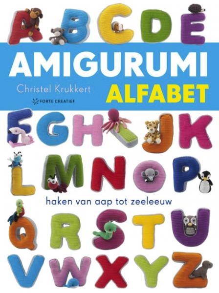 Amigurumi alfabet - haken van aap tot zeehond