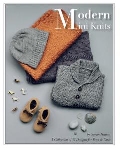 Modern mini knits