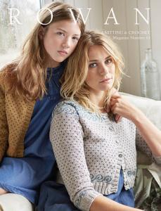 Rowan Knitting & Crochet Magazine 61