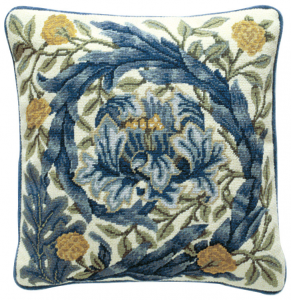 beth russell African Marigold Cushion