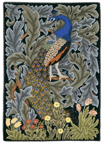 Beth Russell peacock