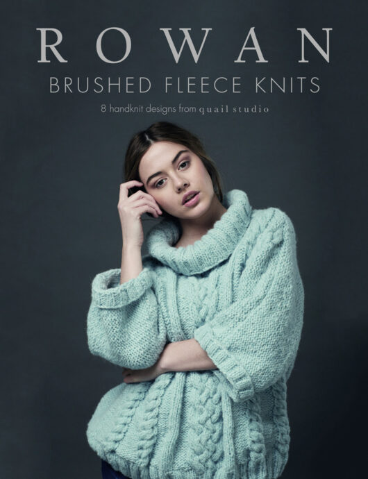 Rowan Brushed Fleece Knits