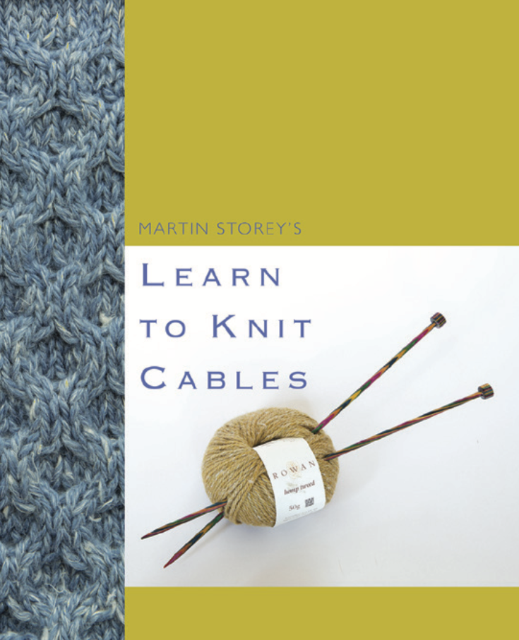 Martin Storey Lean to Knit Cables