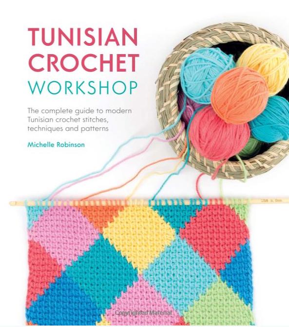 tunesian crochet workshop