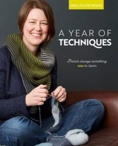 A Year of Techniques Jen Arnall-Culliford