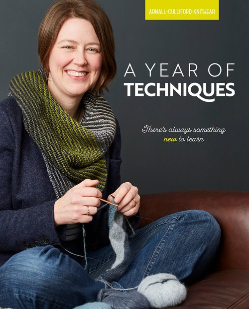 A Year of Techniques Jen Arnall-Culliford