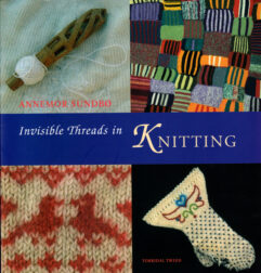 Invisible Threads in Knitting