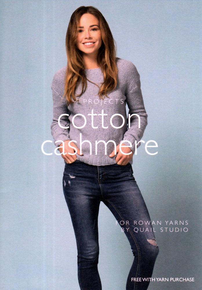 4 projects cotton cashmere