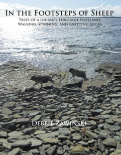 In the Footsteps of Sheep breiboek Debbie Zawinski