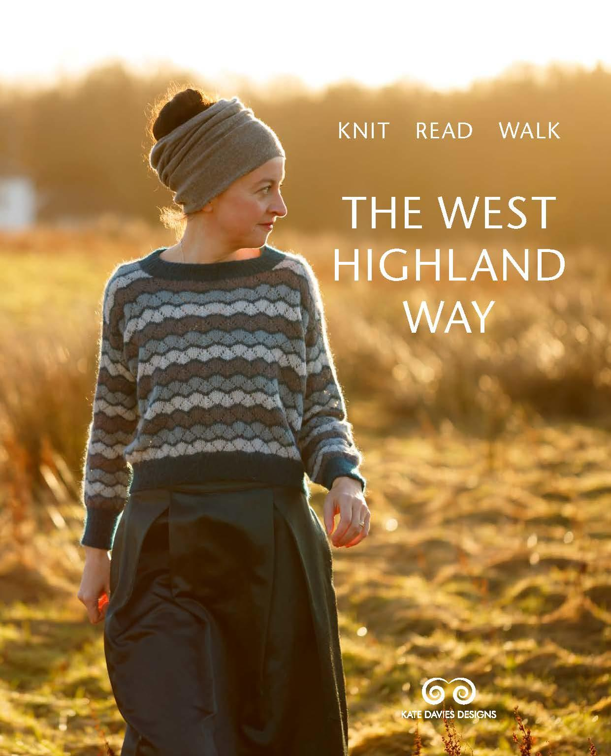 West Highland Way Knit Read Walk Kate Davies