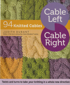 cable left cable right Judith durant