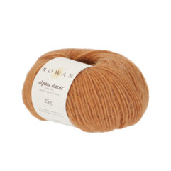 Rowan Alpaca classic yarn line de Afstap