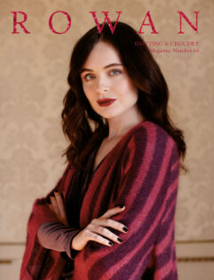 rowan knitting crochet magazine 64 de Afstap