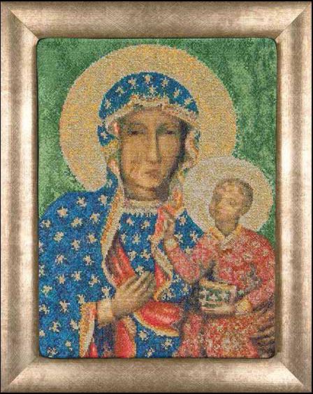 thea gouverneur Madonna of Czestochowa 469