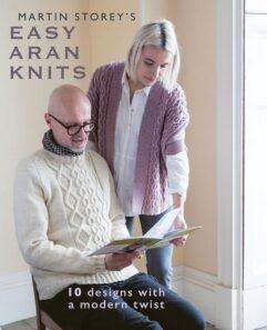 martin storey easy aran knits