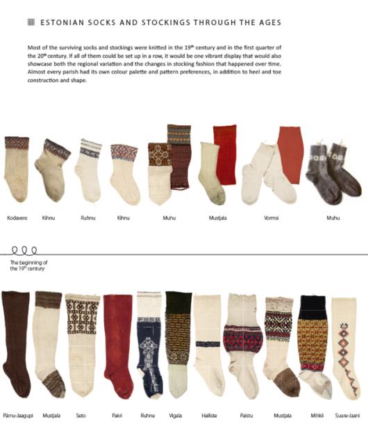 Estonian Knitting 2 socks and stockings verkrijgbaar bij de Afstap