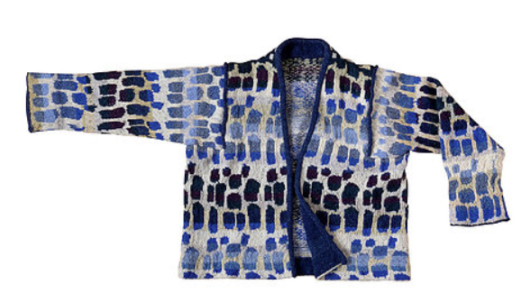 pieces jacket christel seyfarth