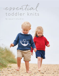 Rowan Essential Toddler Knits de afstap