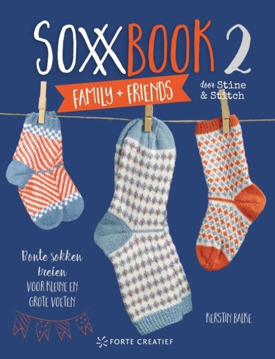Soxx Book 2 family & friends | Kerstin Balke