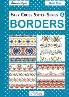 Easy Cross Stitch Series - Borders