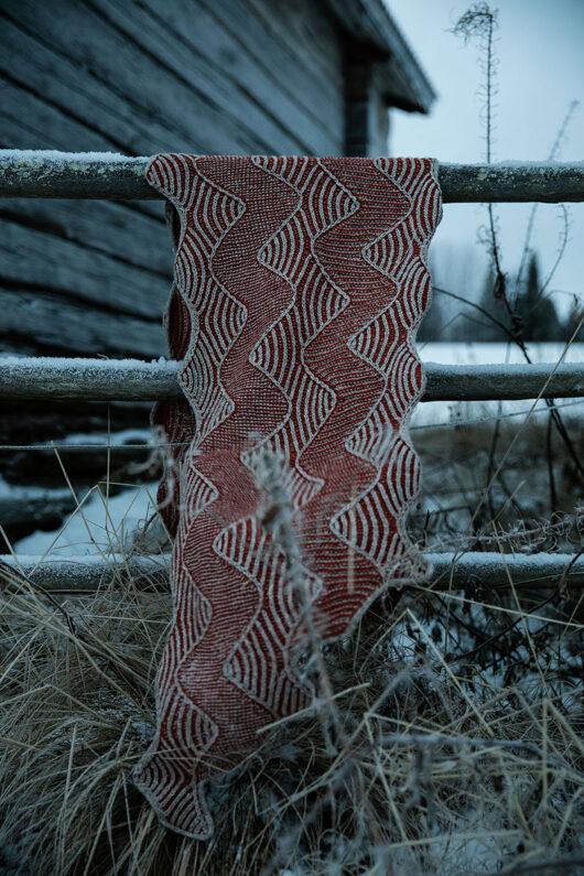 laine magazine no seven 7 bij de afstap