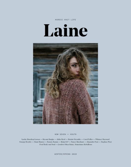 laine magazine issue 7 kouta