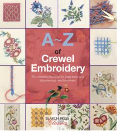 A-Z of Crewel Embroidery de afstap