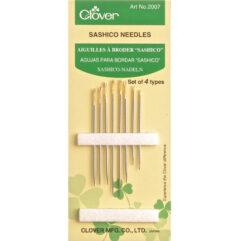 Clover Sashico Needles de afstap