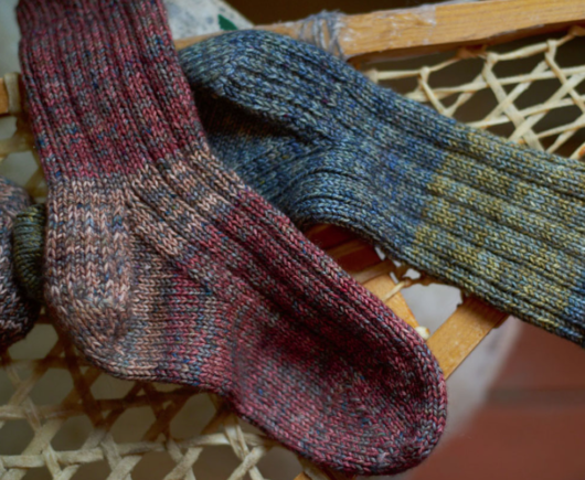 Knits About Winter by Emily Foden – Print + Digital