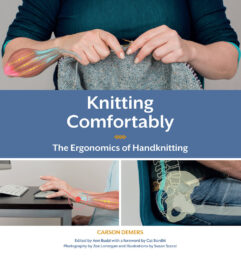 Knitting Comfortably - The Ergonomics of Handknitting de afstap