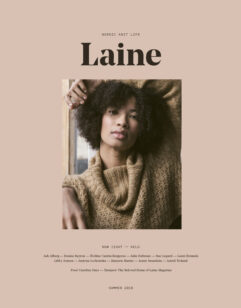 Laine magazine nr 8 de afstap Amsterdam