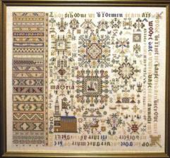 borduurpakket 39-8406 merkap, marker, anno 1663