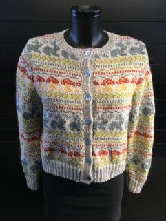 Rowan Toorie vest
