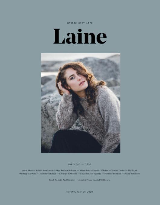 Laine magazine nr 9 de afstap Amsterdam