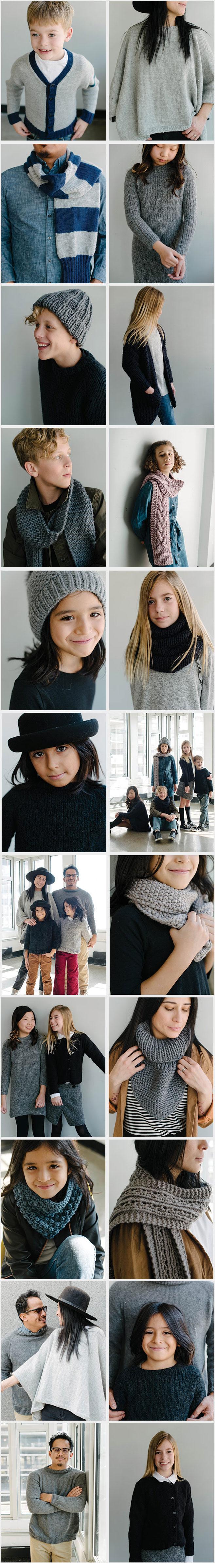 modern family knits