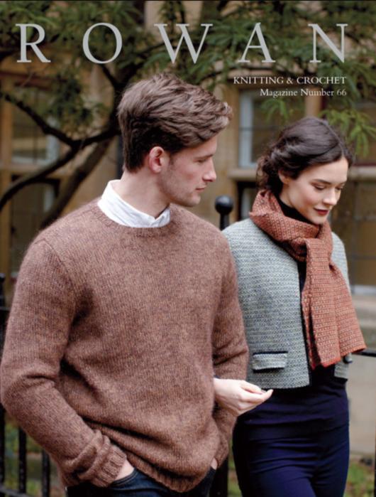 rowan knitting crochet magazine 66