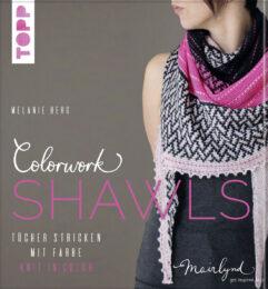Colorwork Shawls Melanie Berg