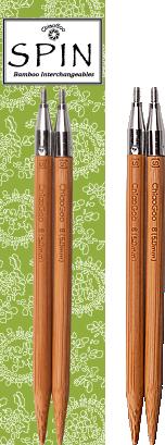 ChiaoGoo Spin Bamboo bamboe Tips