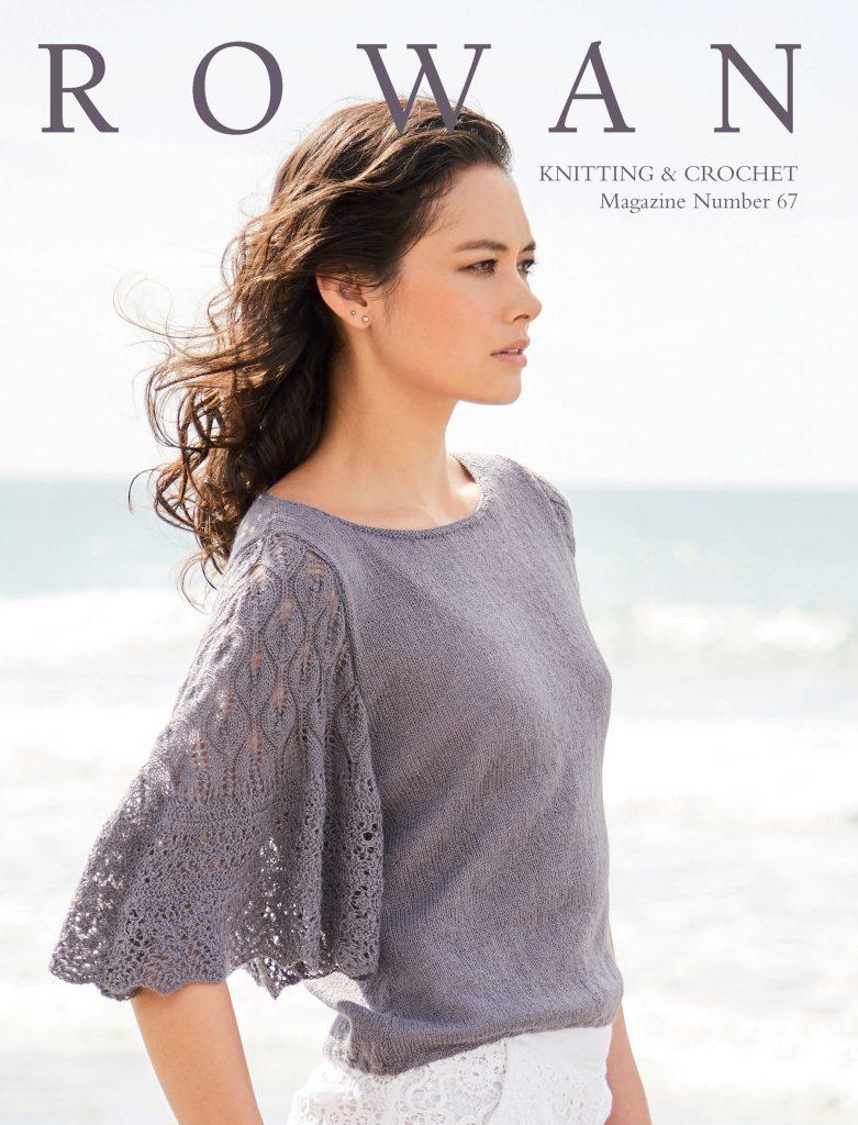 Rowan Knitting CrochetMagazine 67 de afstap