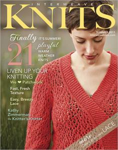 Interweave Knits Summer 2011
