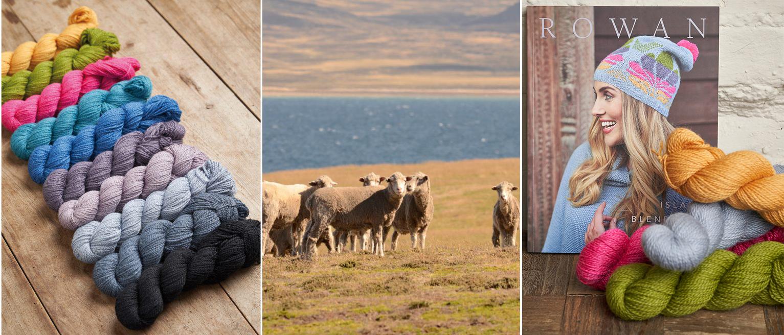 rowan island blend breigaren story picture