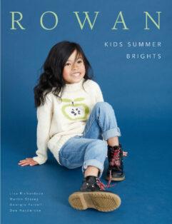 Rowan Kids Summer Brights breiboek verkrijgbaar bij de Afstap