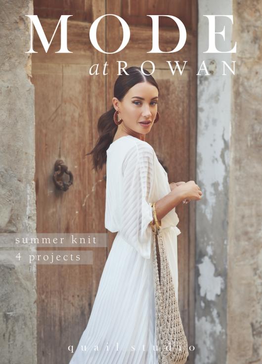 Mode at Rowan - Summer Knit 4 projects